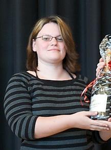 Nadine König (Dt. Meisterin 2009 und 5. Platz)