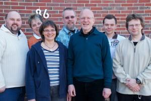 DMJL-Vorstand 2011/2012